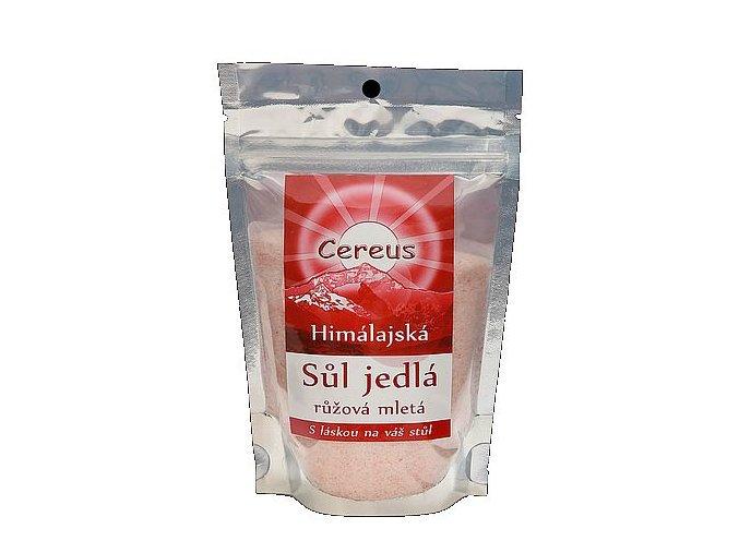 Himalájská sůl jemně mletá 560g