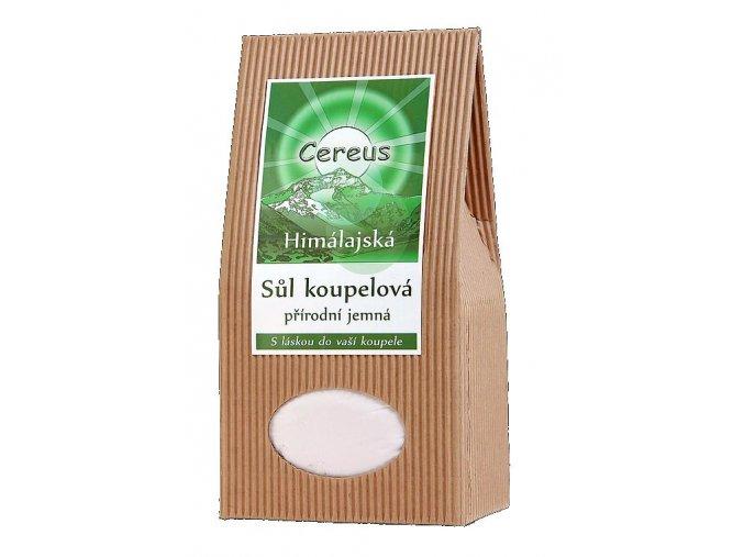 Himalájská koupelová sůl 1kg