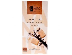 Bílá čokoláda ichoc 80g