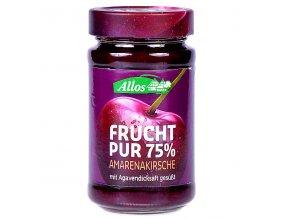 Džem amarena višně Allos BIO 250g