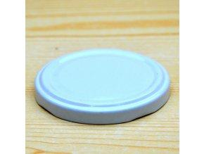 Víčko na zavařovací sklenice bílé 82mm 1000ks (Balení 1000ks)
