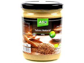 Tahini natural BIO 400g