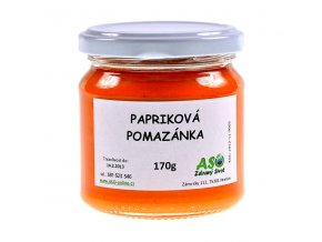 Pomazánka papriková 170g