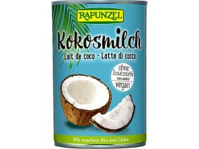 Kokosove mleko rapunzel ready 2