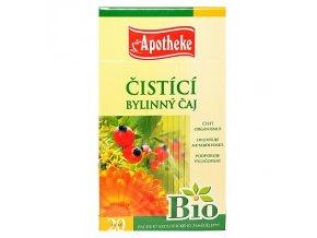 Apotheke Čistící čaj Bio