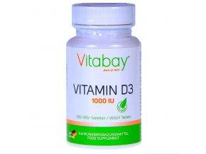 Vitamin D3 1000 I.U. 300 tbl.