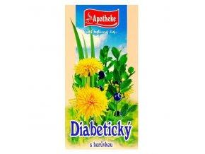 Apotheke Diabetický čaj 20x1,5g