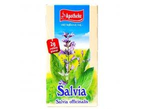 Apotheke Šalvějový čaj 20x2g