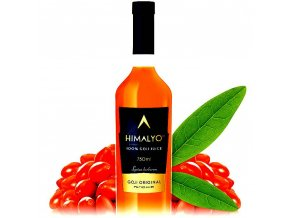 HIMALYO Goji original 100% juice BIO 750 ml