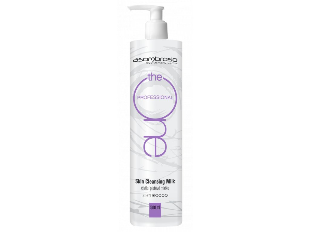 Skin Cleansing Milk Prof