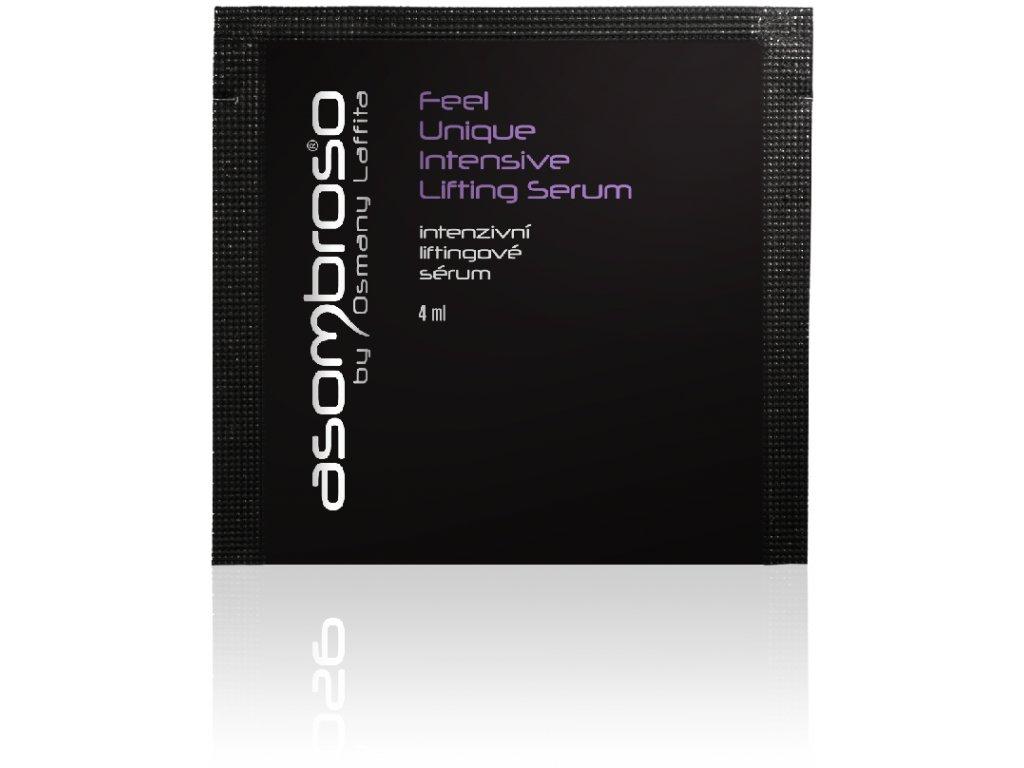 Feel Unique Intensive Lifting Serum Sachet - intenzivní liftingové sérum, 4 ml vzorek