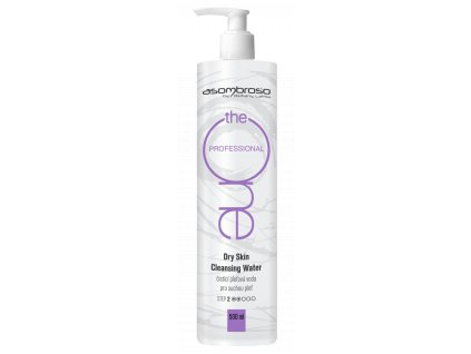 Dry Skin Cleansing Water Prof