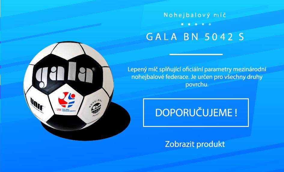 GALA Nohejbalový míč BN 5042 S