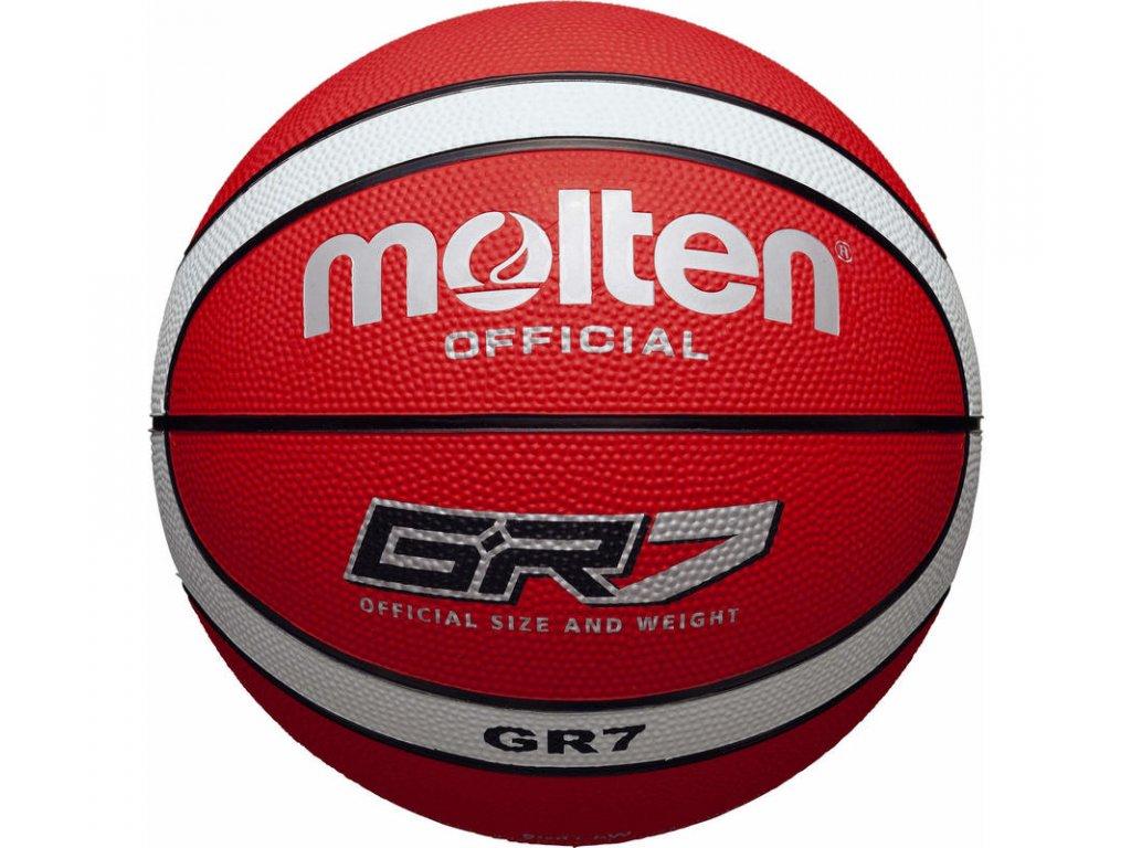 3DQ8000101 basketbalovy mic molten bgr7 r