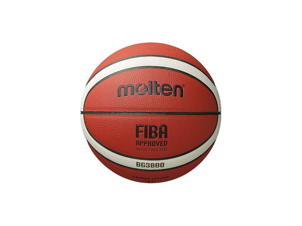 89B9000101 mb108 basketbalovy mic molten