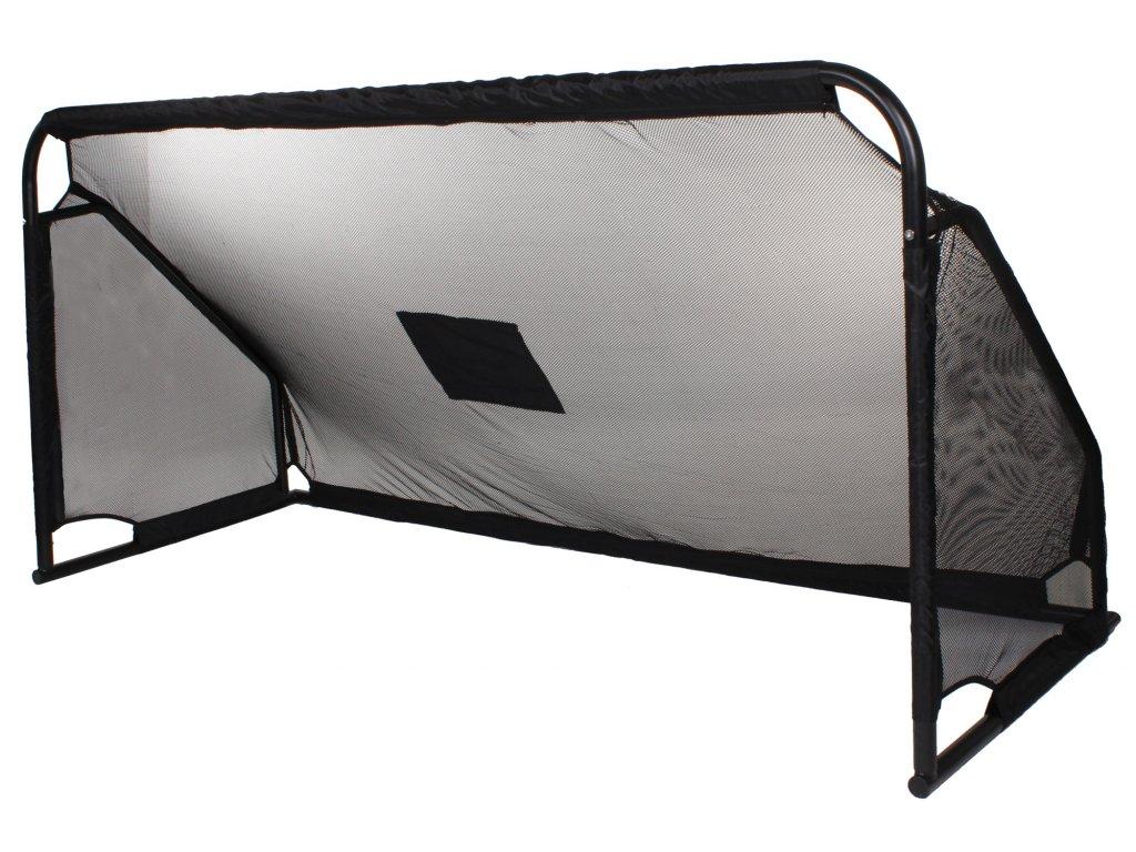 Goalpost+Target fotbalová branka s plachtou, 240 x 120 x 85 cm