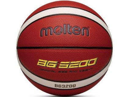 3WB9000101 mb118 basketbalovy mic molten