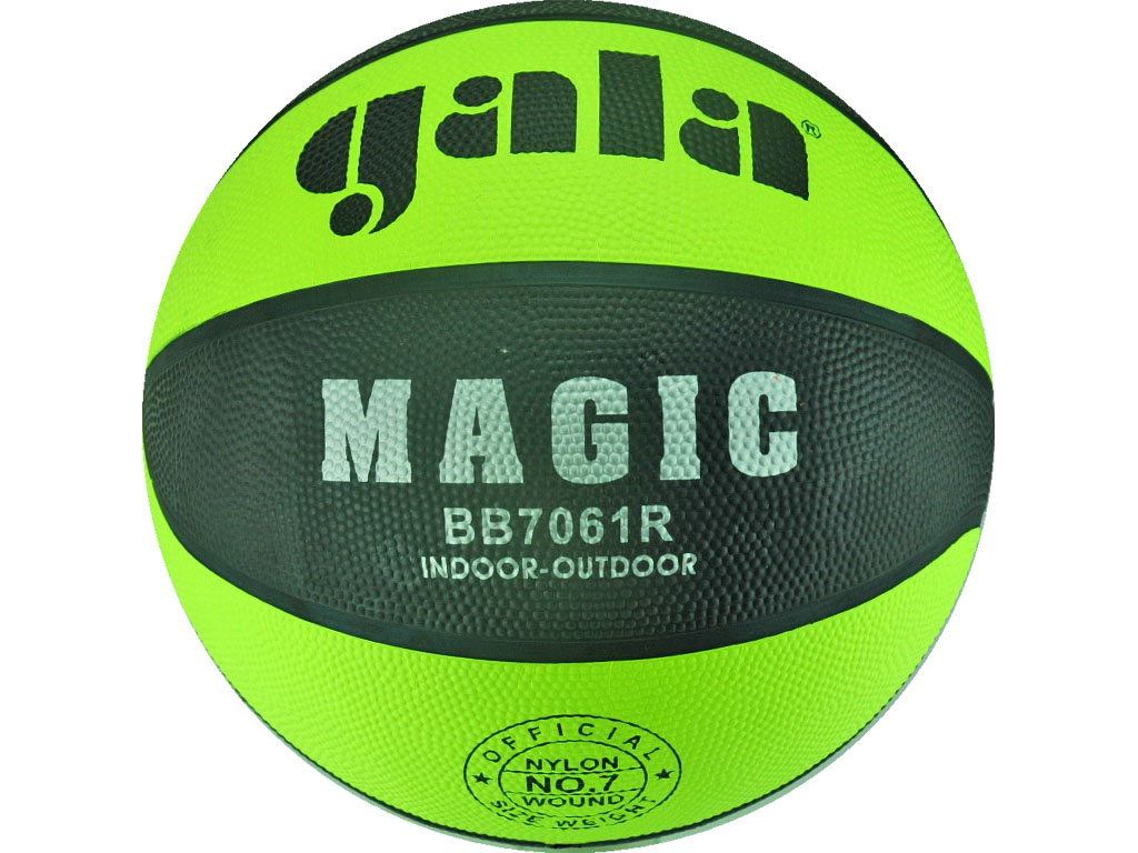 GALA Basketbalový míč Magic - BB 7061 R