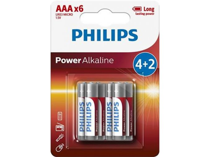 philips lr03p6bp 10 i6898
