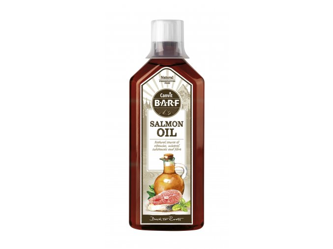 CB Salmon oil 500ml 3D CB Salmon oil 500ml 3D