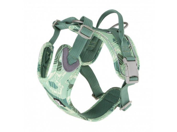 hurtta weekend warrior harness park camo 1 2