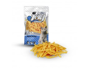 Fish Strips cat