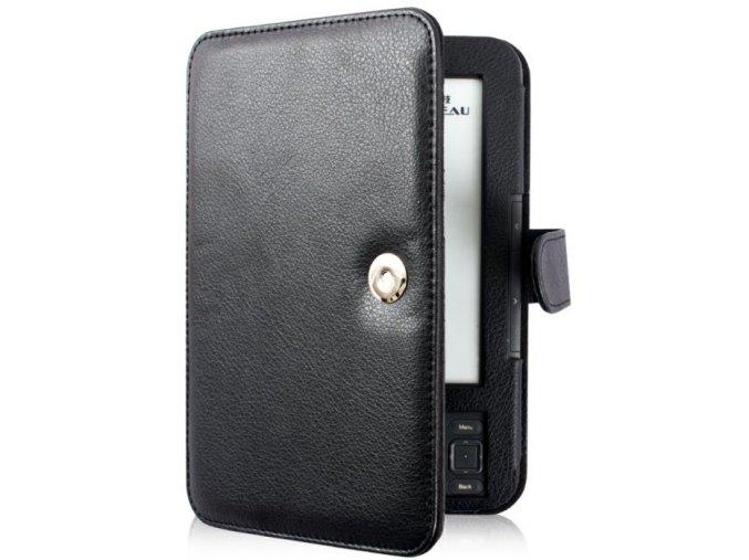 Amazon Kindle 3 Keyboard FORTRESS FT121 černé pouzdro  + BONUSY + ZDARMA 7500 KNIH NA DVD + BALÍČKY KNIH V CENĚ 1400,-Kč + ZÁRUKA 3 ROKY