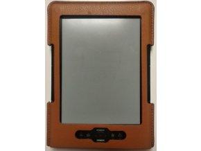 Tuff-Luv Sleek S4L hnědé - pro Amazon Kindle 4 / 5 - pouzdro, stojánek  + BONUSY + ZDARMA 7500 KNIH NA DVD + BALÍČKY KNIH V CENĚ 1400,-Kč + ZÁRUKA 3 ROKY