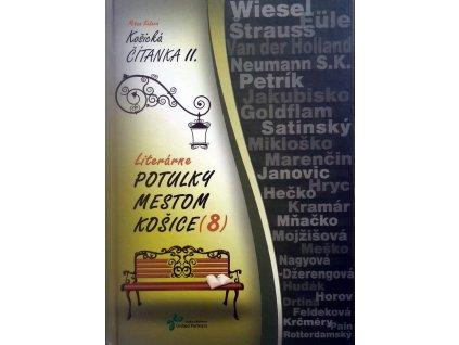 Košická čítanka II. (Potulky mestom Košice 8)