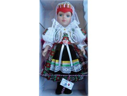 Krojovaná bábika 30 cm - Ždiar šatka