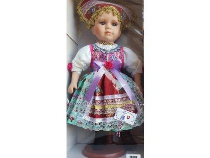 Krojovaná bábika 30 cm - Rejdová