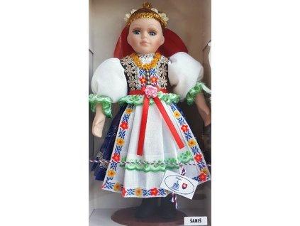 Krojovaná bábika 25 cm - Šariš