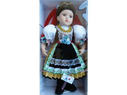 Krojovaná bábika 30 cm - Zemplín