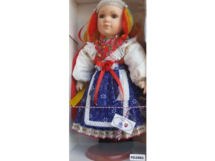 Krojovaná bábika 30 cm - Polomka