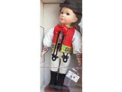 Krojovaná bábika 30 cm - Košice Myslava