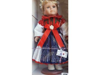 Krojovaná bábika 30 cm - Liptov