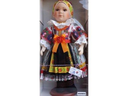 Krojovaná bábika 30 cm - Horehronie