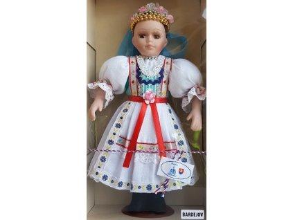 Krojovaná bábika 25 cm - Bardejov