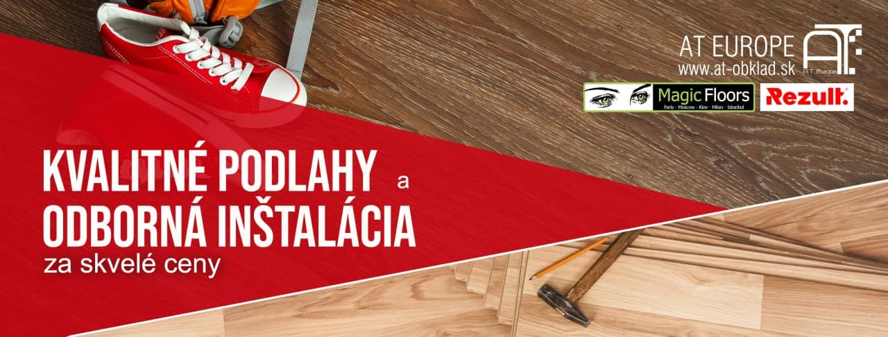 Kvalitné podlahy a profesionálna inštalácia za skvelé ceny