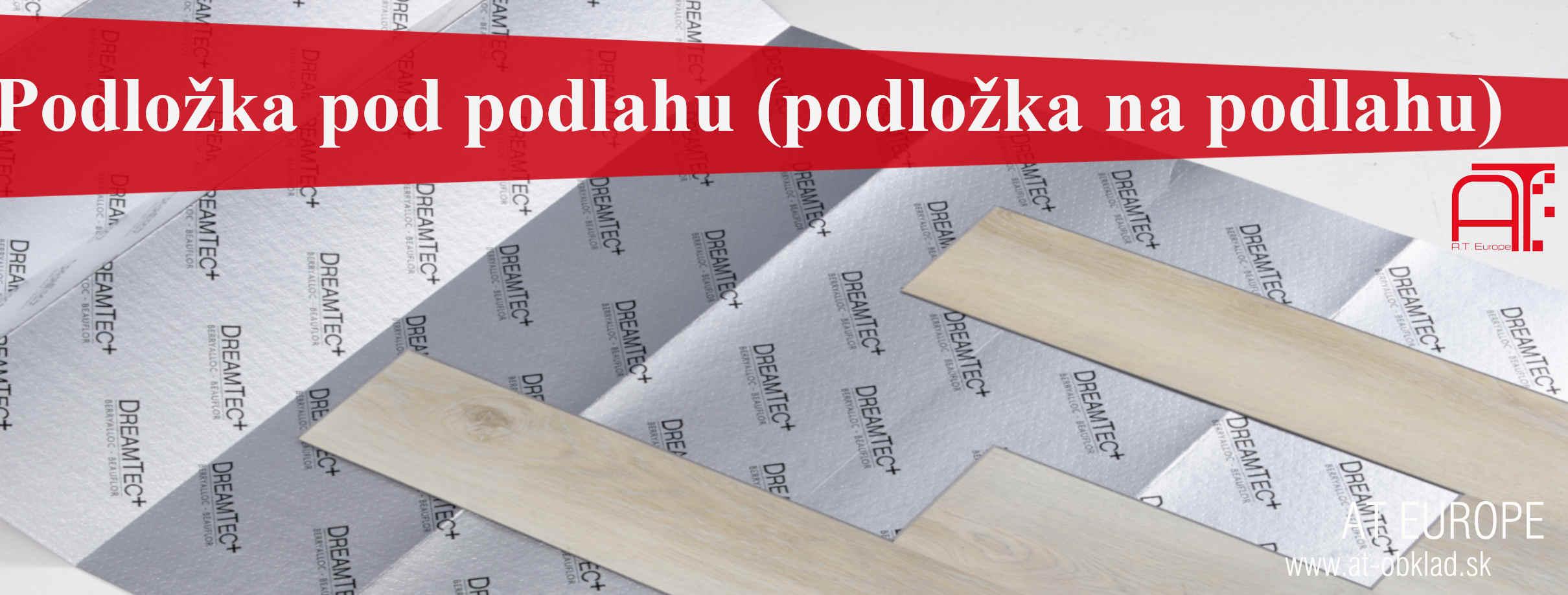 Podložka pod podlahu (podložka na podlahu)