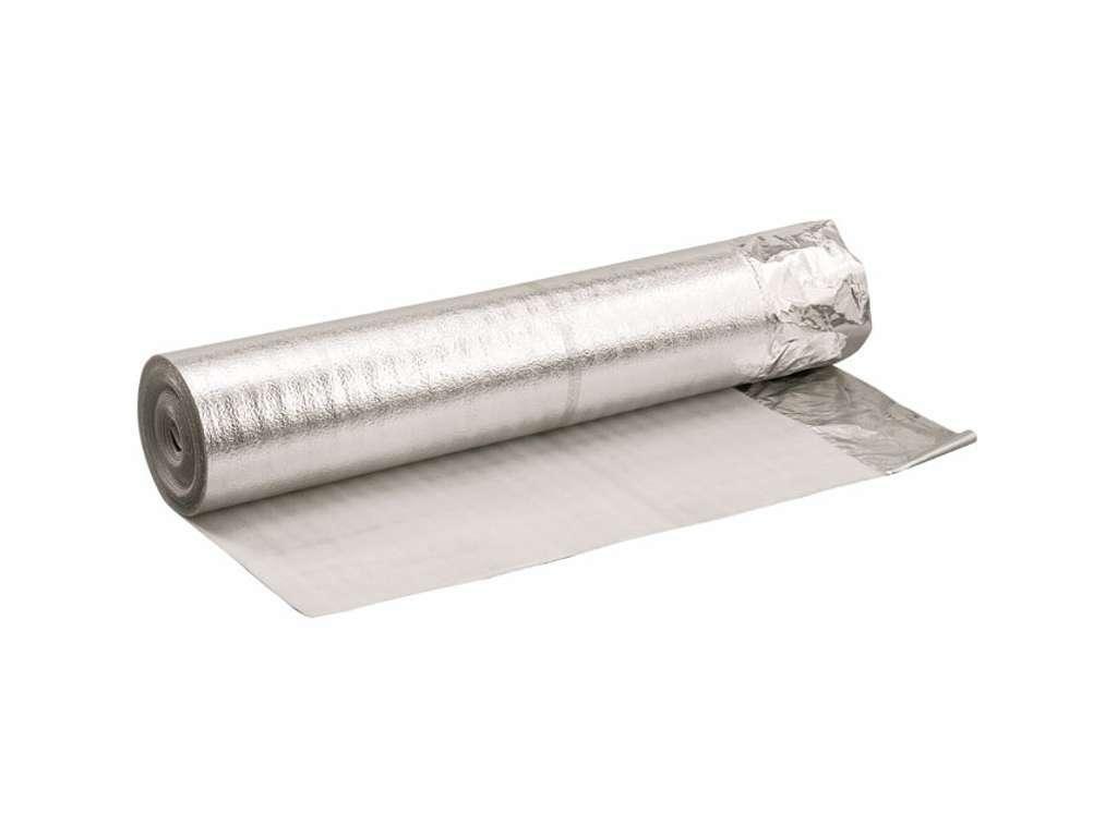 Laminátová podložka s ochranou proti vlhkosti 2 mm