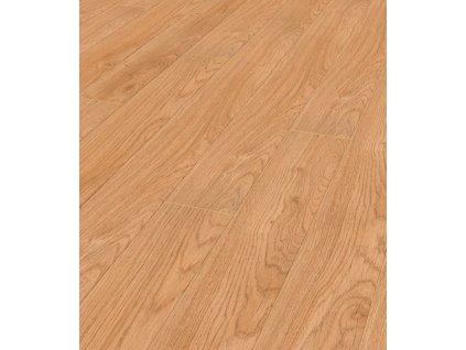Laminátová podlaha bez V drážky.-Beech laminate 8781