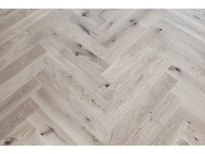 Drevené parkety - drevo Planet Parket - Bianco Rybina Rustic 120