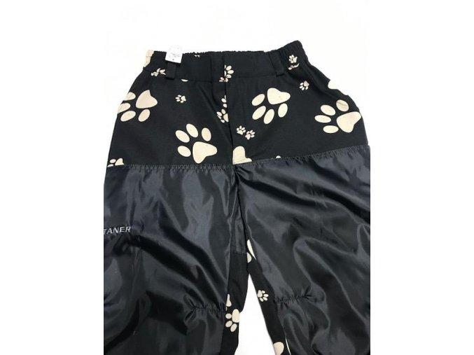 Výcvikové kalhoty  s tlapkama