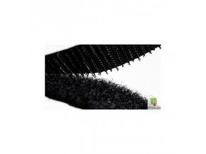 SUCHÝ ZIP černý komplet šíře 20-30mm