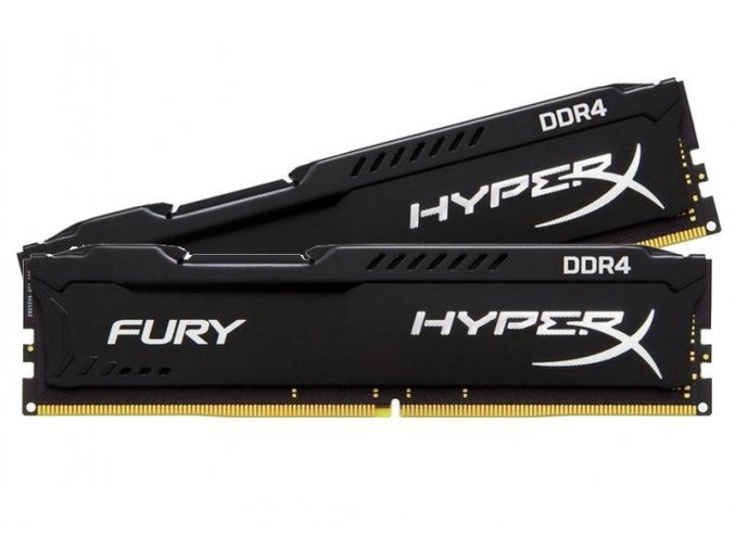 DDR4 fury kit