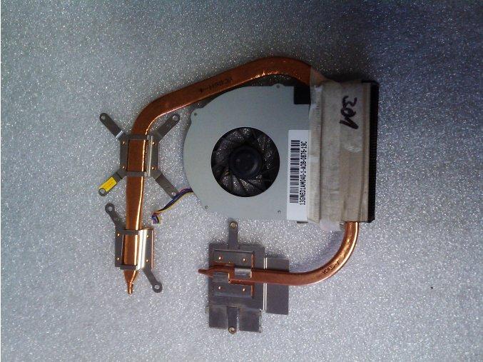 Chladič a ventilátor pre Asus M50