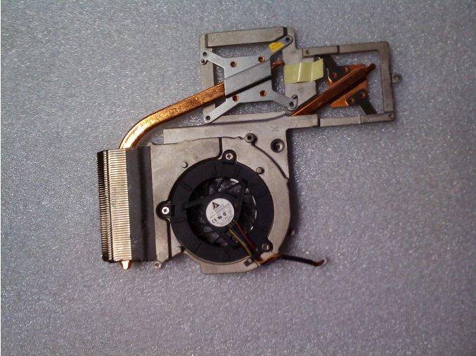 Ventilátor a chladič pre Asus F3E Z53E F7E F7L Intel