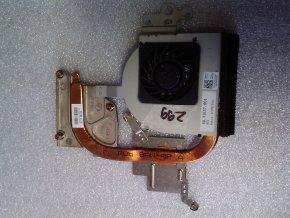 Chladič a ventilátor pre Dell Inspiron M5110