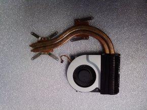 Chladič a ventilátor pre Toshiba Satellite L850 C850 L855 C855